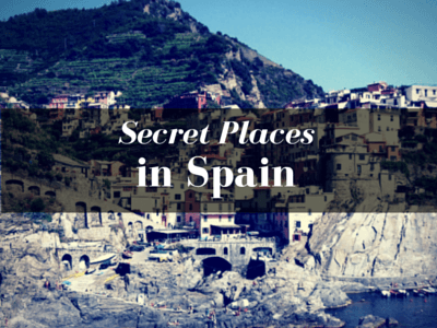 secret places in spain