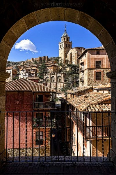 small towns Spain-albarracin_