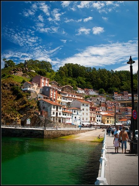 small towns Spain-cudillero_