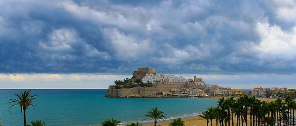 small towns Spain-peniscola_