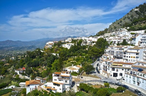 small towns Spain_ Mijas