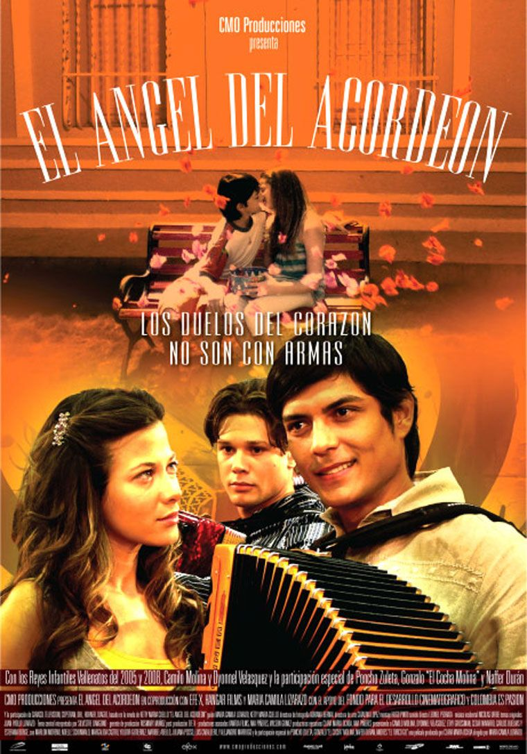 El ángel del acordeon (Angel of the Accordion)