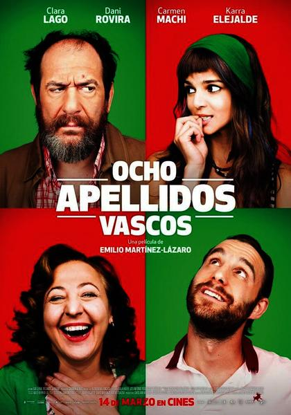 Ocho Apellidos Vascos (Eight Basque last names)
