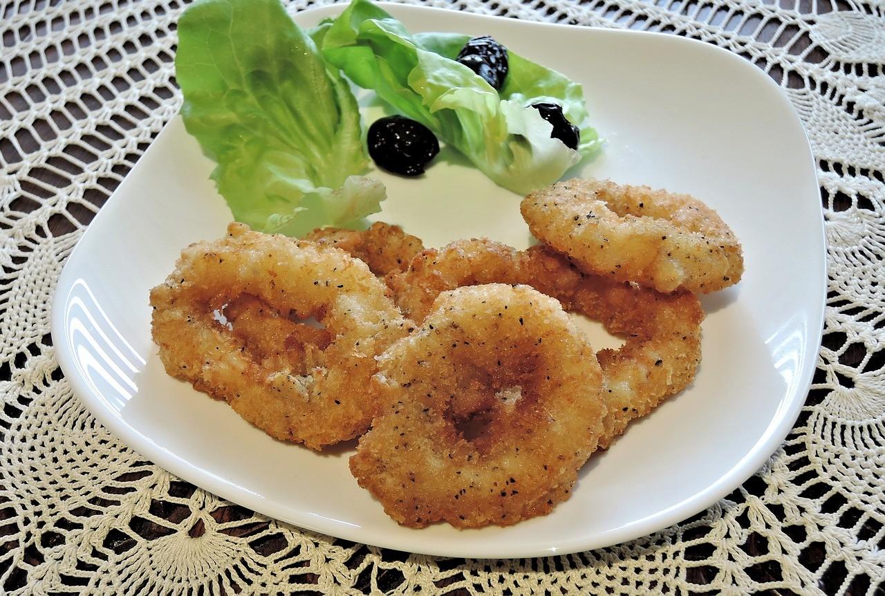 Calamari a la Romana