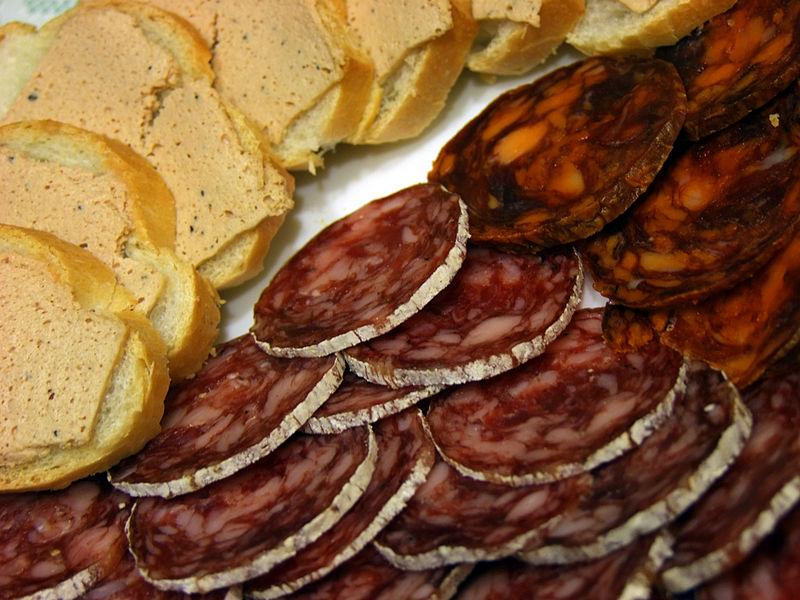 Chorizo/Jamon