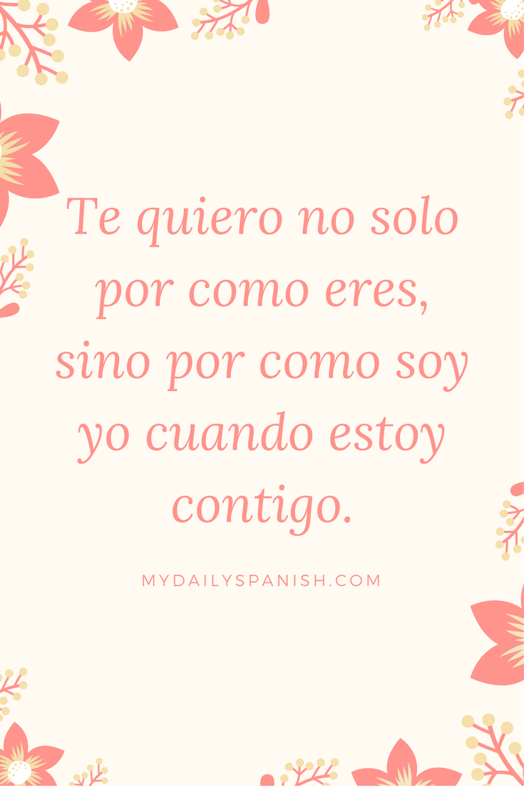 Quotes In Spanish About Friendship 10 Beautiful Spanish Love Quotes That Will Melt Your Heart