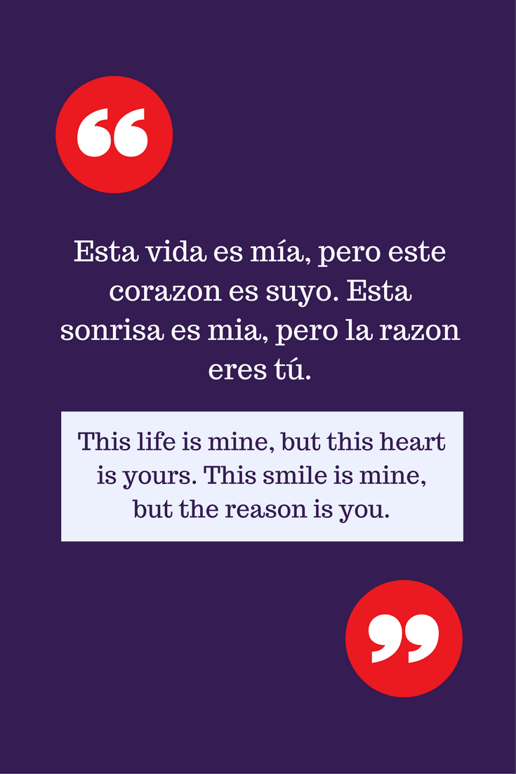 10 Beautiful Spanish Love Quotes That Will Melt Your Heart