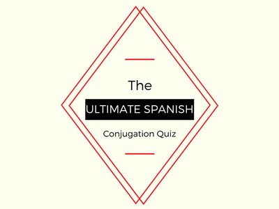 Spanish Conjugation Quiz