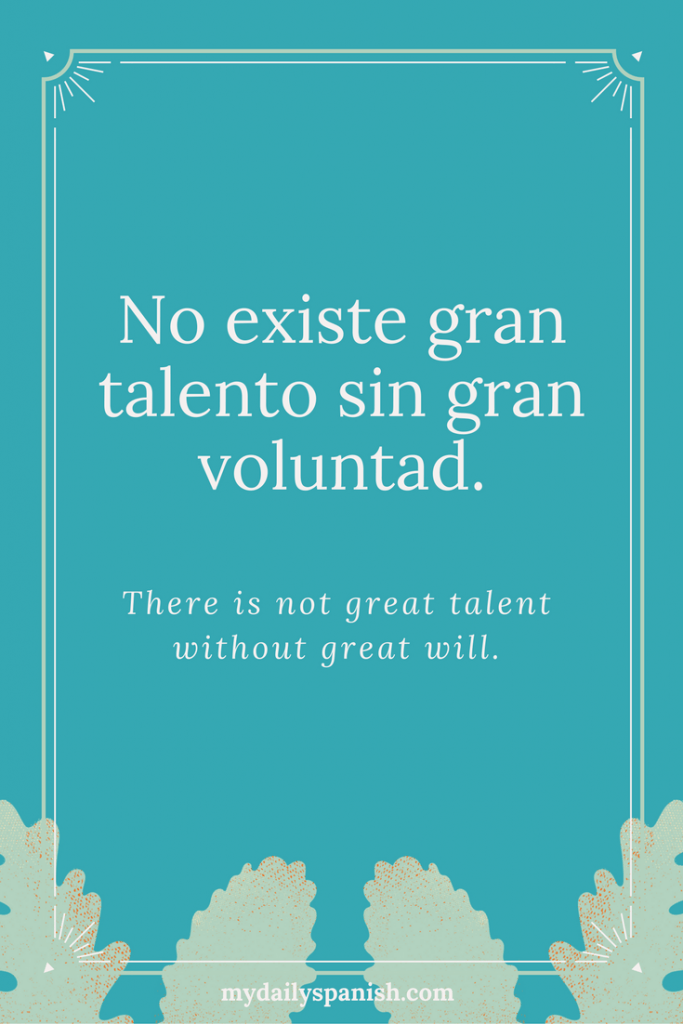 The Best Spanish Motivational Quotes