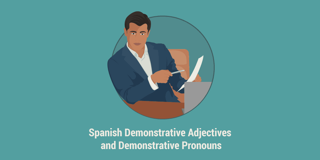 Spanish demonstratives
