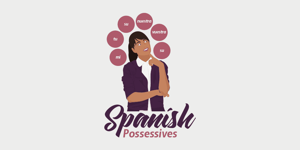 Spanish possessives