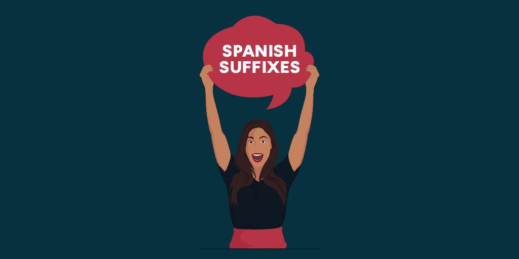 Spanish suffixes