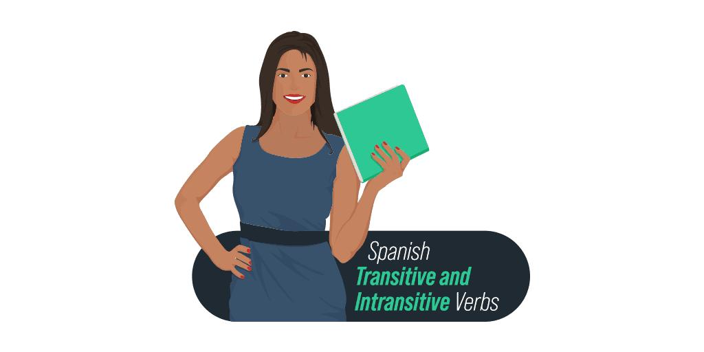 spanish transitive intransitive verbs