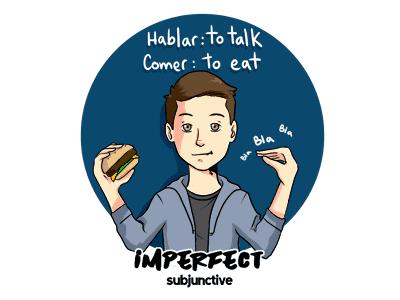 Spanish Imperfect Subjunctive TH