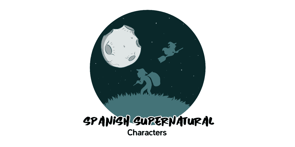 Spanish Supernatural Characters TW
